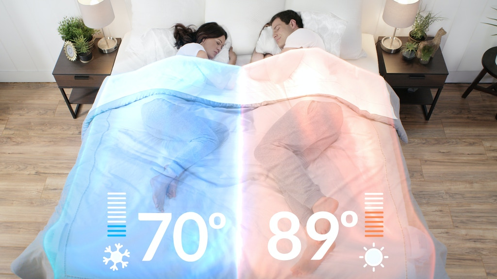 BedJet 3: Sleep inducing climate control just for your bed project video thumbnail