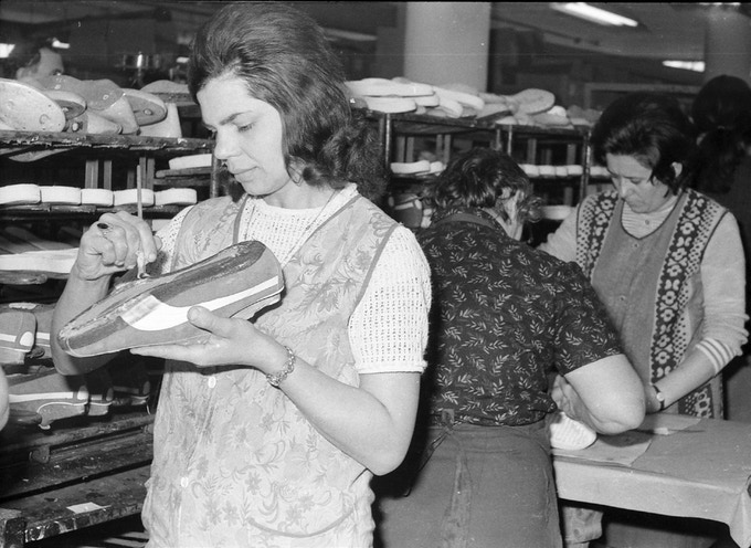 """""""Startas"""" are produced by Borovo d.d., most famous shoe-making company in Croatia, with the longest tradition, legacy and love towards shoes, going from 1931 until today."""