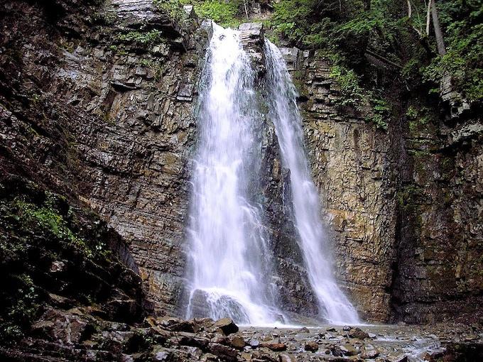 Manyava Waterfall