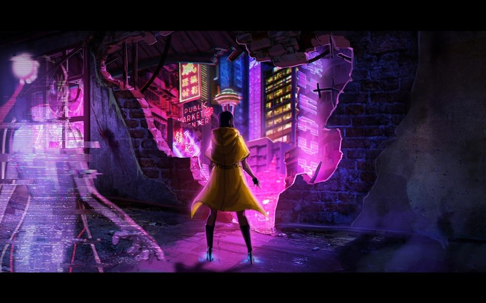 Update 39: Shout Out - Samurai of Oz 2! · Project Sense - 不祥的预感: A Cyberpunk Ghost Story