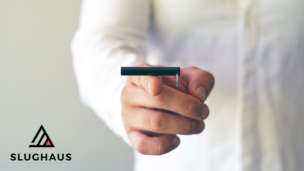 NanoPen | World's Smallest & Indestructible EDC Pen Tool