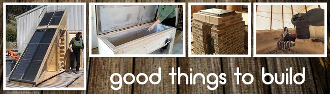 build good things rather than being angry at bad guys