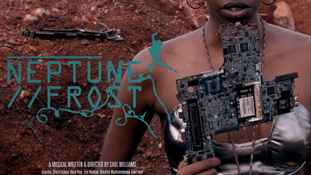 Neptune Frost project video thumbnail