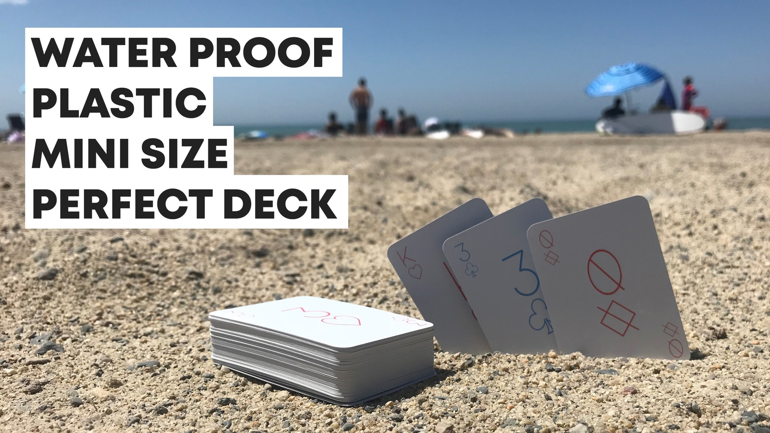 tny2 - a perfect travel deck