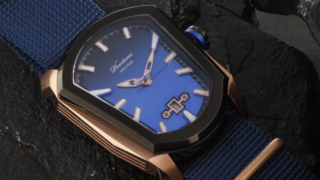 The Most Iconic Futuristic Watch Is Back Again!