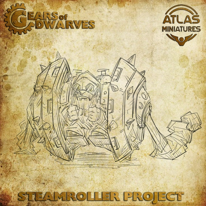 Steamroller project