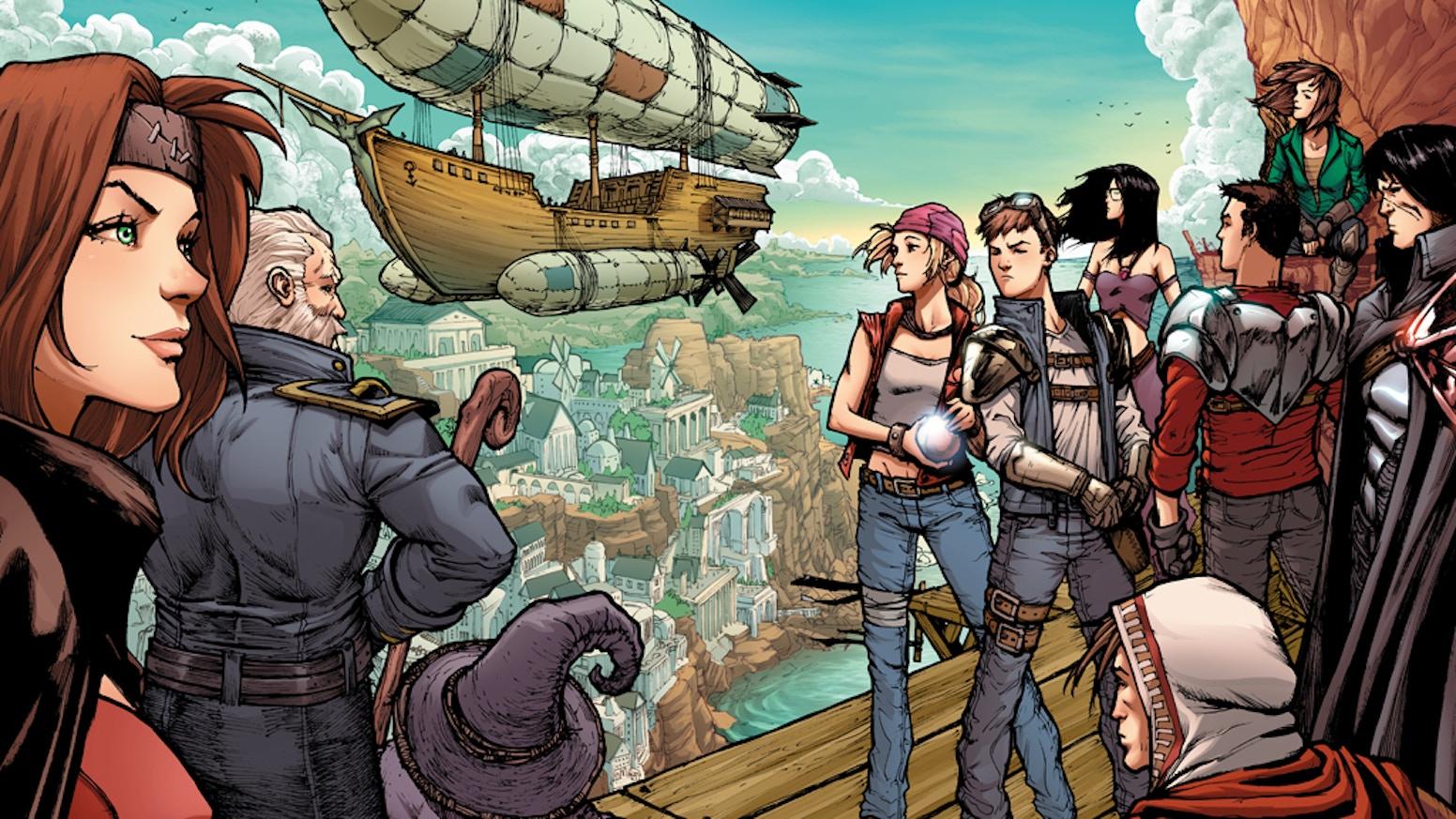 The Lost Kids: Seeking Samarkand Part 1 by Felipe Cagno — Kickstarter