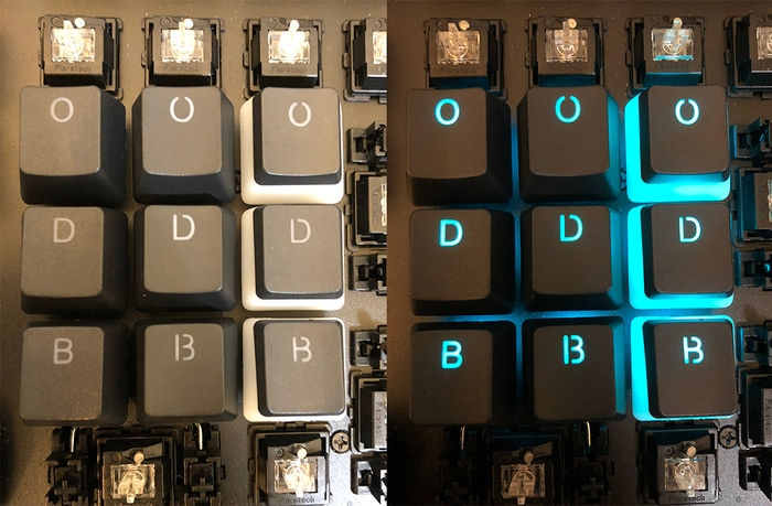 Wooting two - The full-size analog mechanical keyboard by Wooting