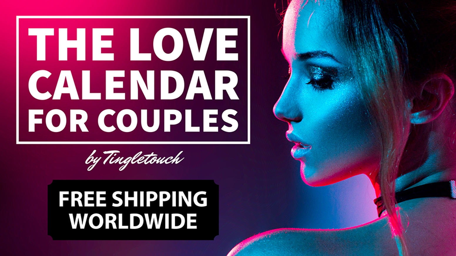 Do you want more sex, fun, and romance in your relationship? Then please subscribe to our mailing list to be notified when the calendars are officially released.