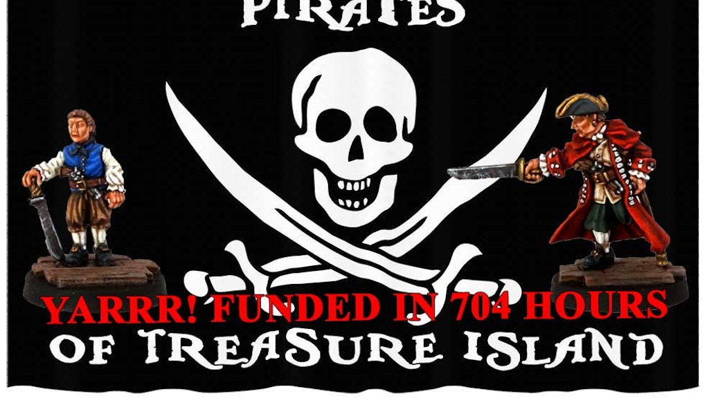 Pirates of Treasure Island project video thumbnail