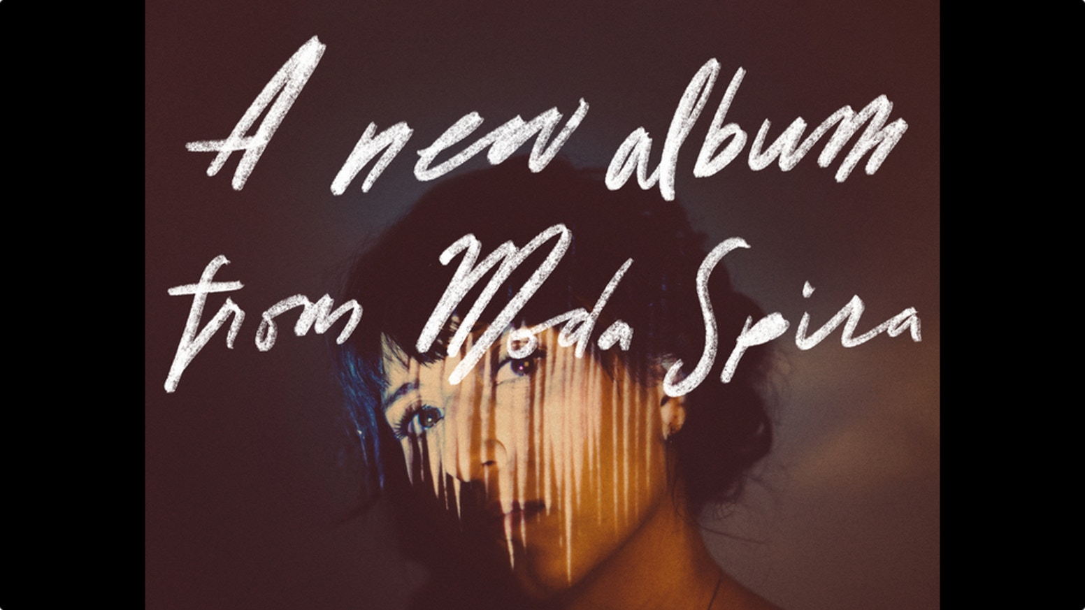 Moda Spira's new album, coming October 2018