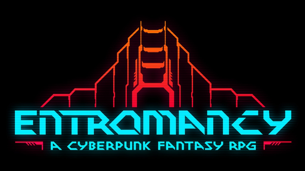 Entromancy: A Cyberpunk Fantasy Roleplaying Game project video thumbnail