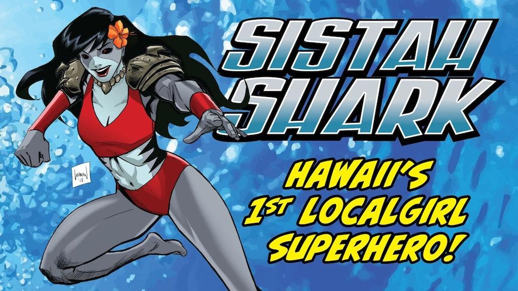 Sistah Shark #2 project video thumbnail