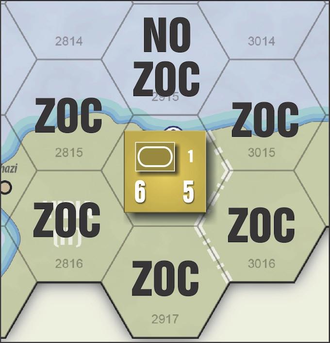 ZOC Land Unit