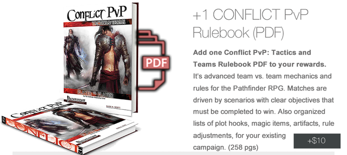 For Full Details on the Conflict PVP Rulebook, Please Click Here