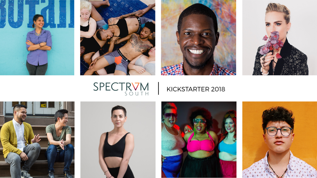 Spectrum South: An Online LGBTQ Magazine for the South project video thumbnail