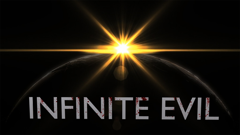 Project image for Infinite Evil - a sci-fi RPG miniatures board game