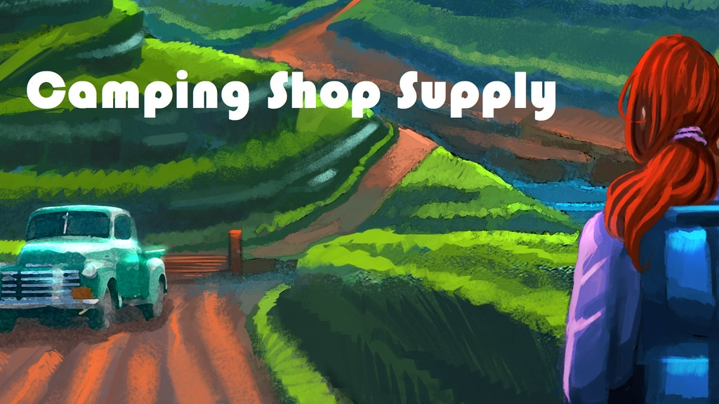 Camping Shop Supply project video thumbnail
