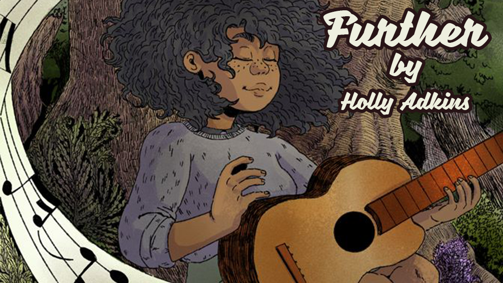 Further Vol. 1 - A graphic novel by Holly Adkins project video thumbnail