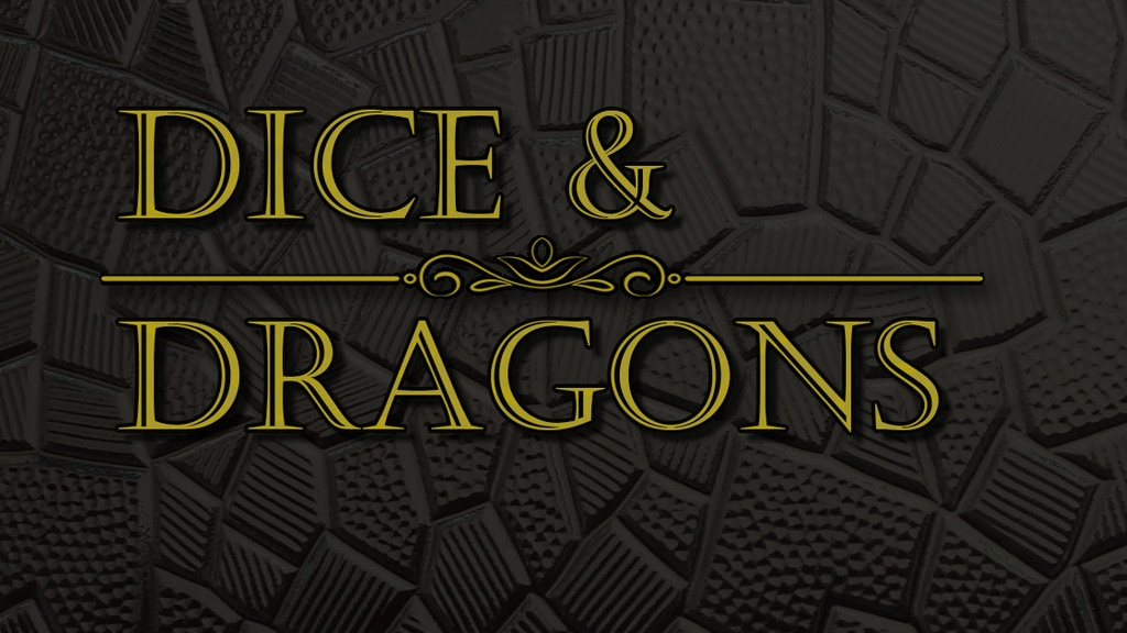 Dice & Dragons - Fantasy Role Playing Dice Game. project video thumbnail