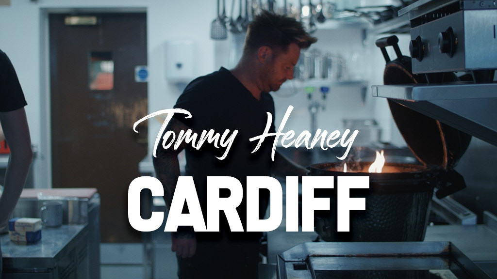Tommy Heaney - The next chapter, Cardiff.