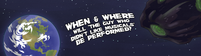 The Guy Who Didn't Like Musicals - A StarKid Horror-Comedy