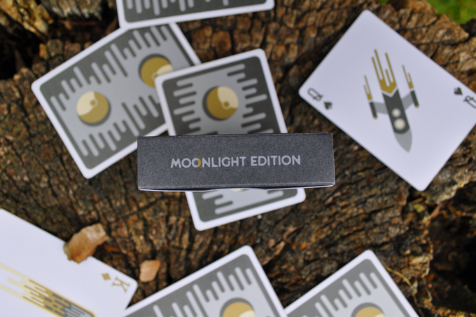 'Moonlight Edition' on the top part of the box