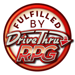 Digital fulfillment by DriveThruRPG
