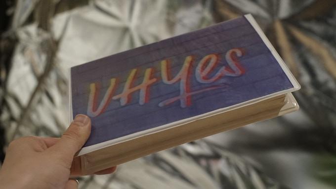VHYES! on VHS