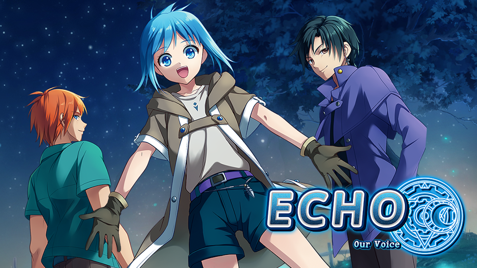 Fantasy Action JRPG <Echo>, Those voices come from you and I.