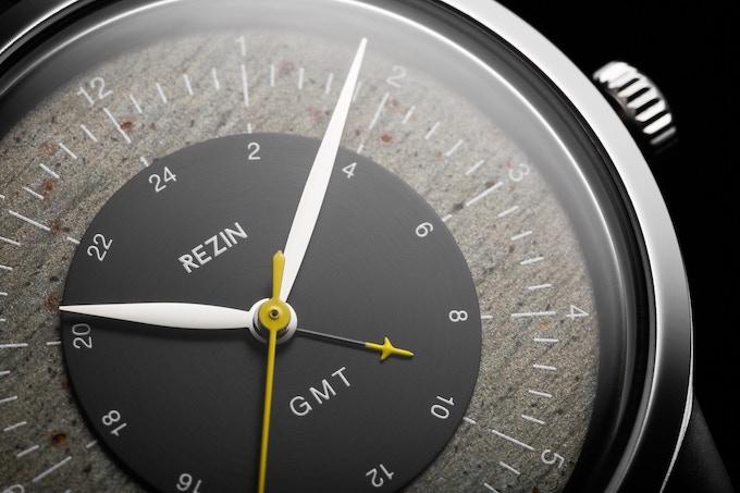 GMT . Granite & Argent