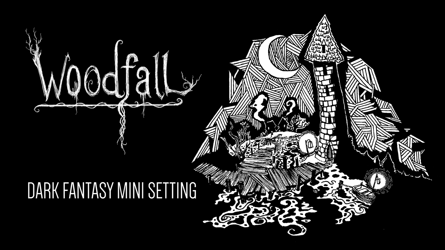 A new system neutral dark fantasy setting that you can drop into your game.