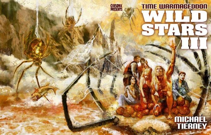 Mark Wheatley Variant Cover