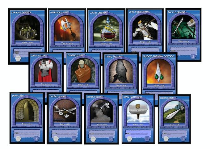 Token Cards