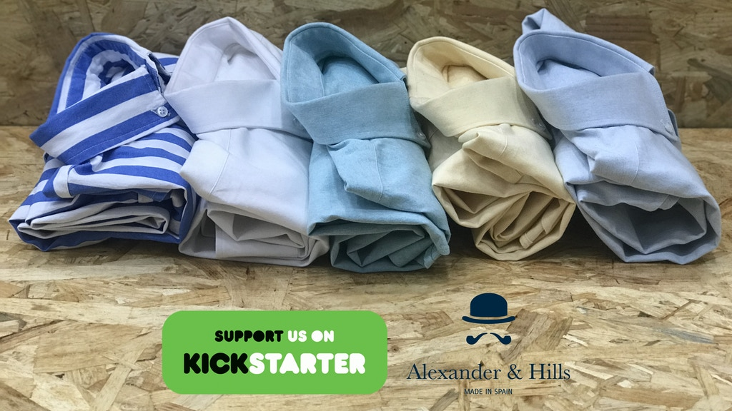 Alexander&Hills - Fashion brand with recycled materials project video thumbnail
