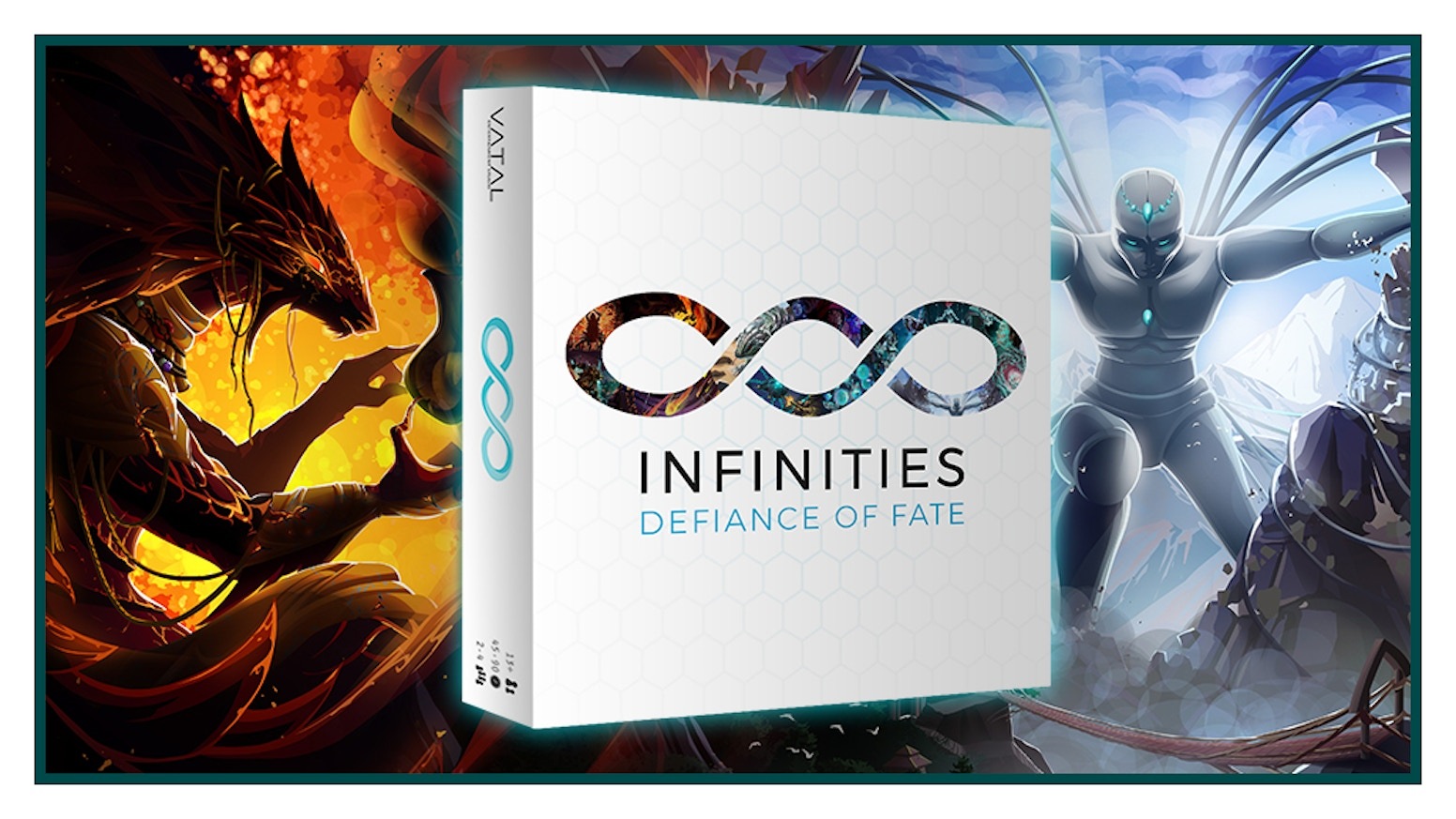 Explore the multiverse in this 4x-lite adventure with infinite replay value for 1-4 players of all levels.