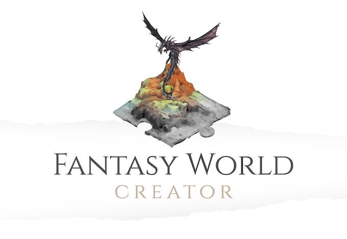 Fantasy World Creator by GAME START — Kickstarter