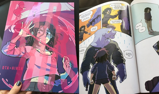 Barbarous Chapter 1 Spread