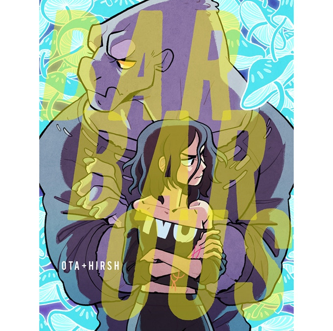 Barbarous Chapter 2 Cover