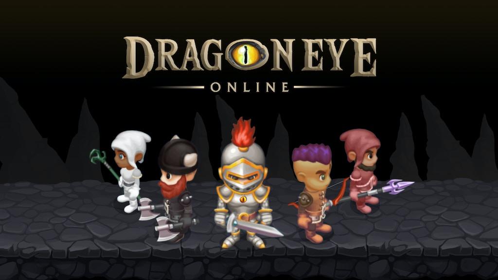 Dragon Eye Online | MMORPG project video thumbnail
