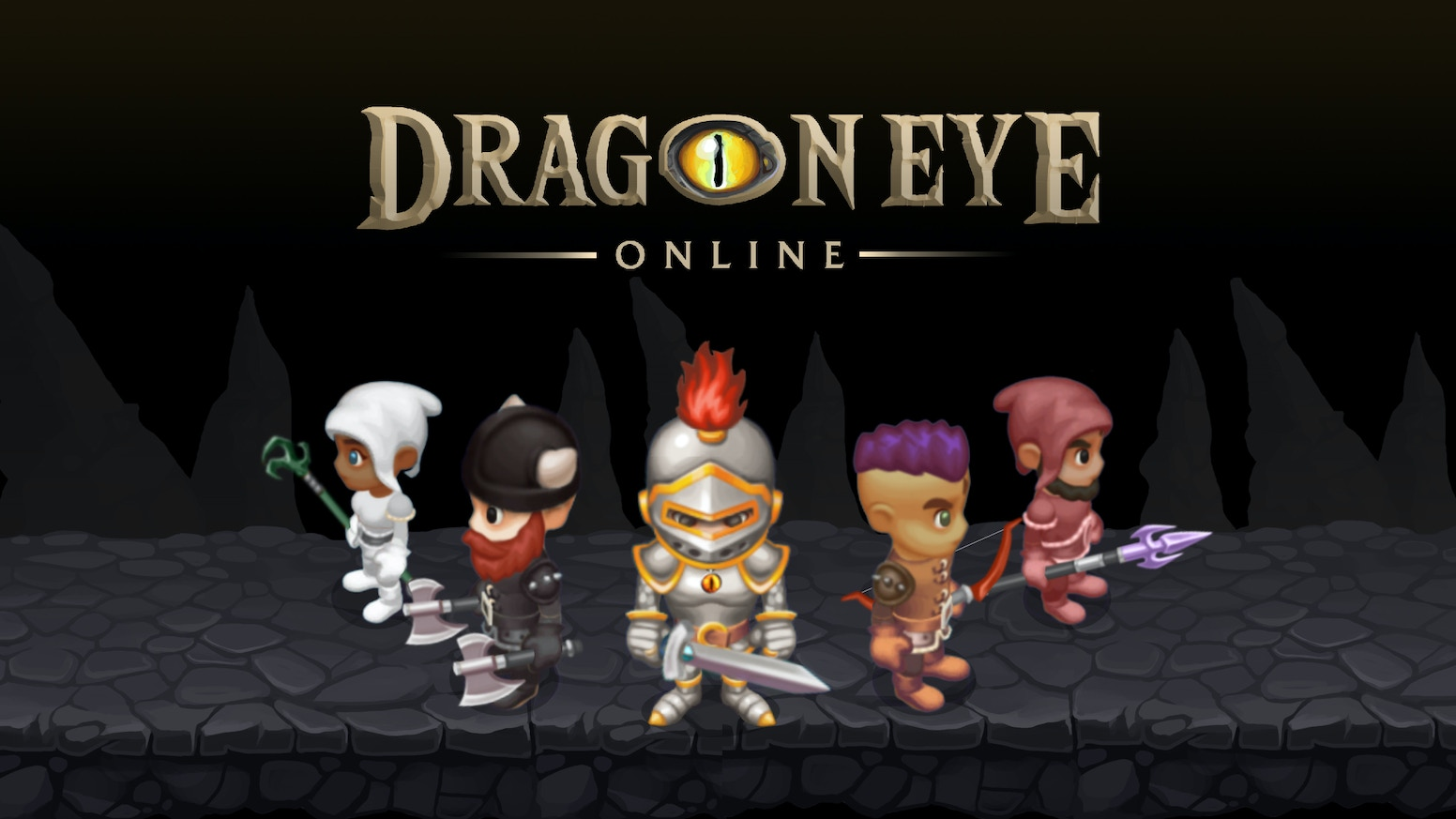 Dragon Eye Online is a cross-platform, no P2W, fantasy MMORPG with a player-driven economy. Let's make something special together.