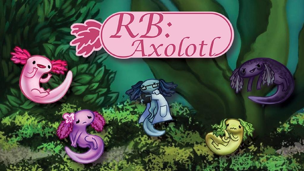 RB: Axolotl - A Dark Tale About Cute Axolotl Visual Novel project video thumbnail