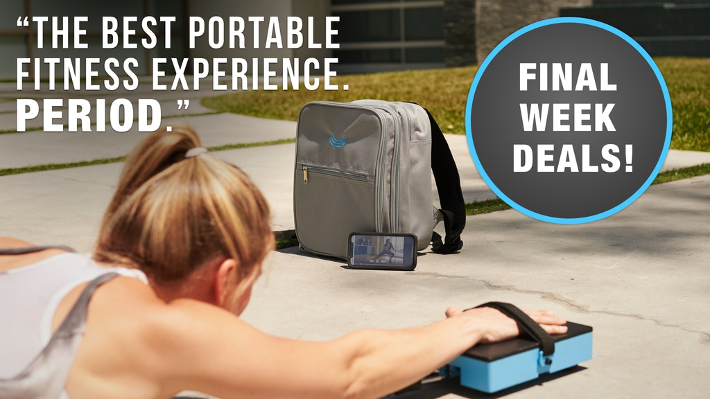 Finesse Fitness - Take Your Gym With You Anywhere, Anytime project video thumbnail