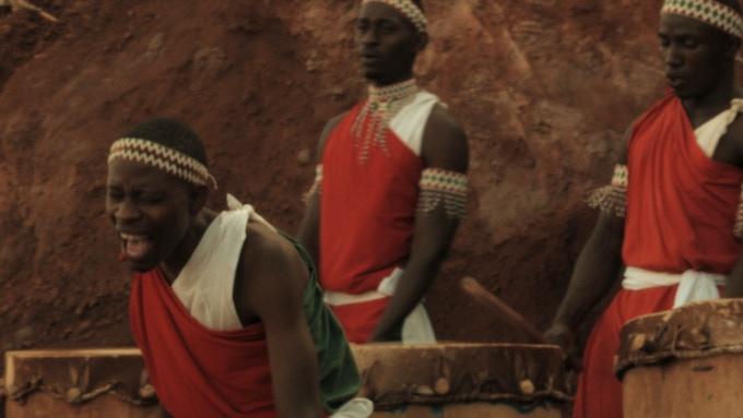 Club Himbaza- Burundian refugee drummers