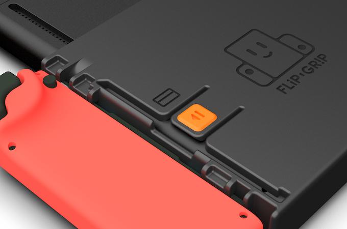 Flip Grip by Fangamer — Kickstarter