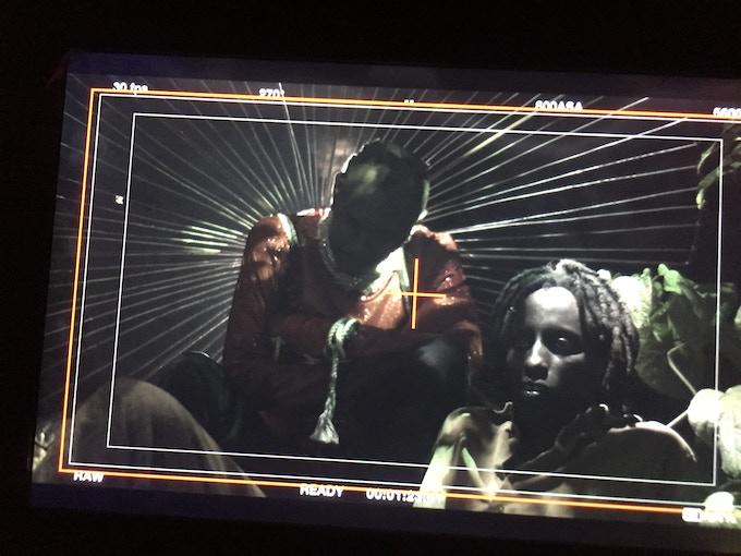 Eric OneKey as Potolo & Kaya Free as Matalusa