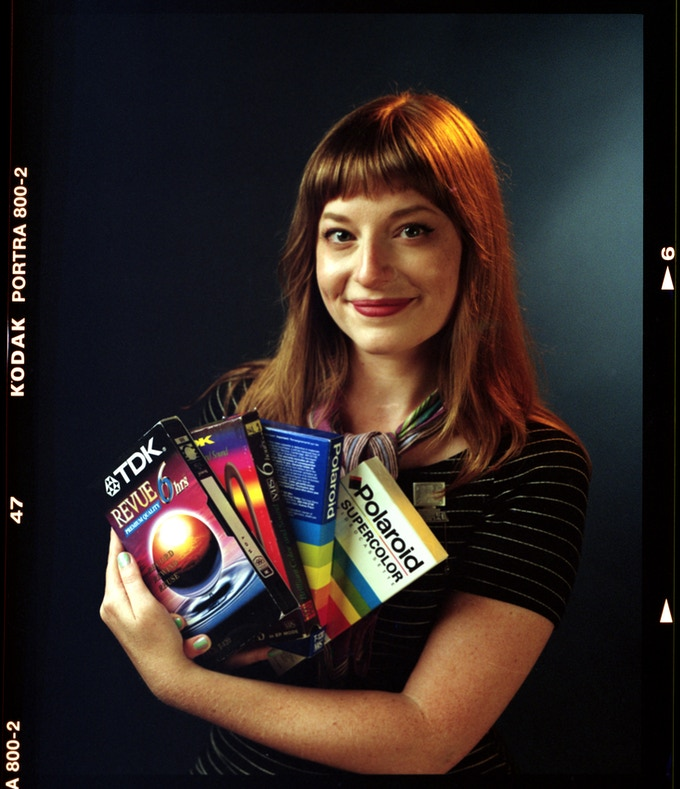 Zena Grey / Editor