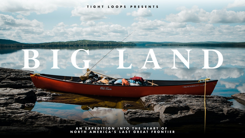 "Tight Loops presents: ""Big Land"" project video thumbnail"