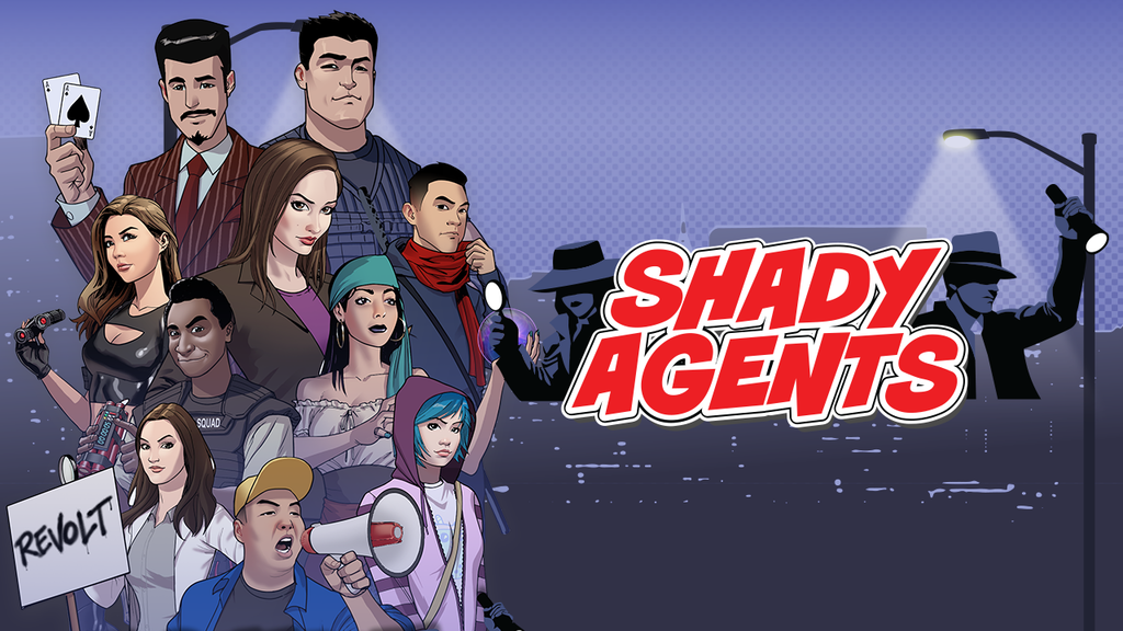 Shady Agents: A Game of Friendship And Betrayal project video thumbnail