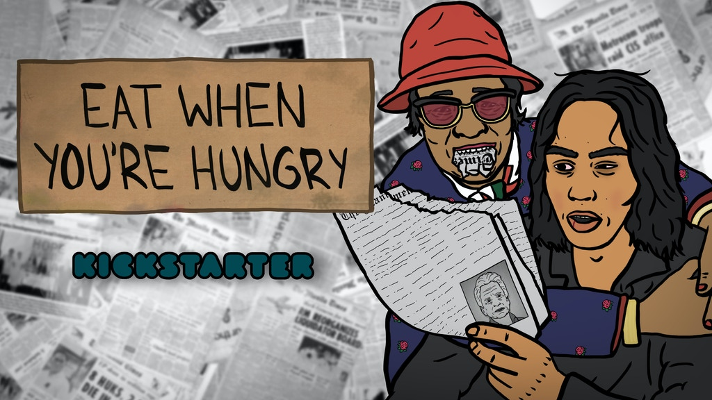 Eat When You're Hungry (A Short Film by Hotdog Sandwich) project video thumbnail